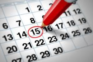 calendrier salons agricoles